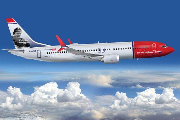 Norwegian Boeing 737-MAX