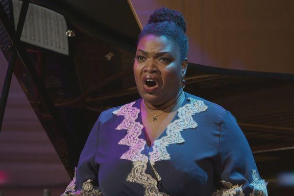 Marie-Laure Garnier cantatrice guyanaise