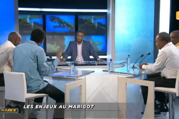 Débat municipales Marigot