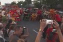 Le défilé des lanternes clôture le nouvel an chinois