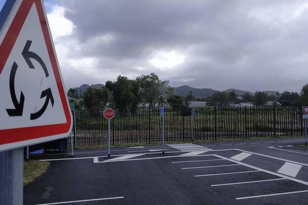 Dumbéa : nouvelle piste d'éducation à la sécurité routière