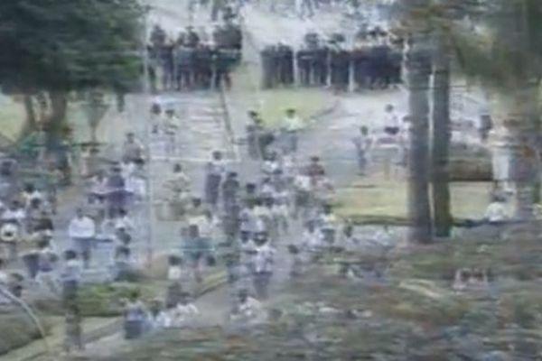 émeutes 91 réunion