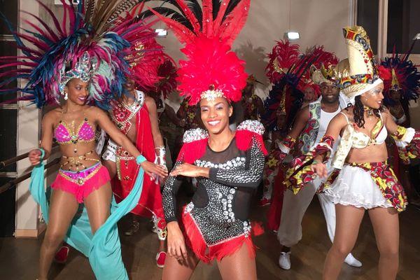 Danseuses carnaval Tropikana
