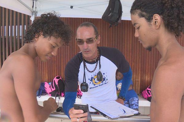 Portraits : Alexandre et Dylan, 2 espoirs de la natation guyanaise