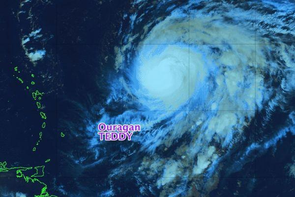 Ouragan Teddy