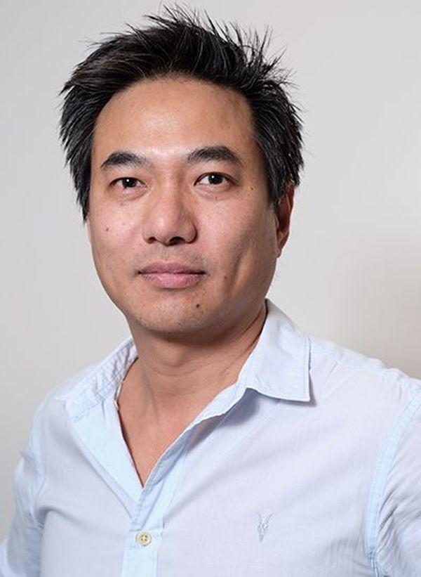 David Guyenne, président de la CCI