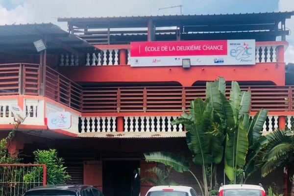 L'école de la 2ème chance rouvre à Mayotte