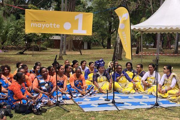 Dans les coulisses de « Radio village », une émission de Mayotte 1ère venue fêter ses 30 ans à La Réunion