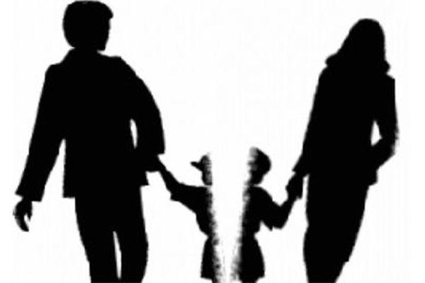 Enfant divorce