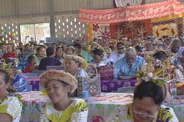 Rassemblement pastoral de l'Eglise protestante maohi