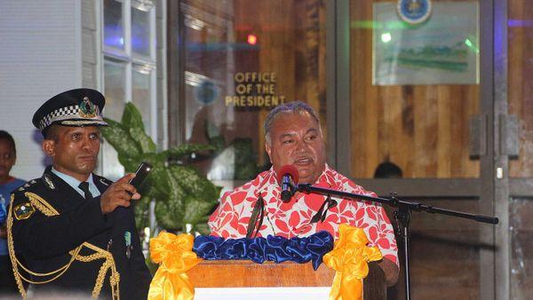 Ouverture du Forum des Iles du Pacifique