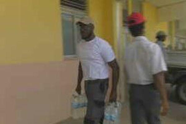 Problème d'eau à Saint Martin