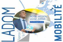 Image de L'ADOM (l'Agence De l'Outremer pour la Mobilité).
