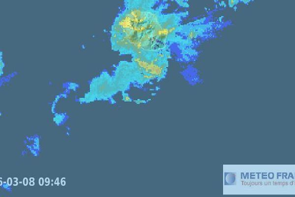 Radar du 8 Mars 2016