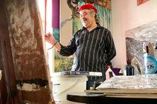 Charly Lesquelin a été sélectionné parmi plus de 600 artistes pour représenter La Réunion, la France et l'Europe en Corée du Sud.