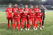 L'équipe du R.C Saint Joseph.