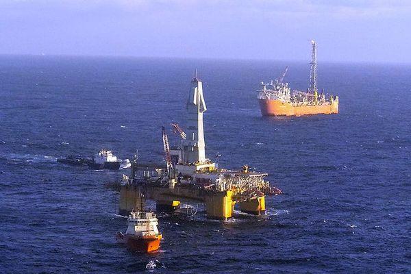le champ pétrolier extracôtier Terra Nova
