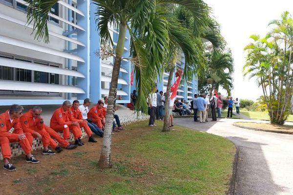 Grève douanes