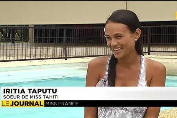 Miss France : toute la Polynésie soutient @Hinareretaputu