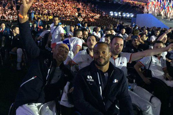 Jeux paralympiques : après la cérémonie d'ouverture, les onze athlètes ultramarins vont entrer en piste