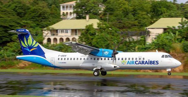 Air Caraibes ATR