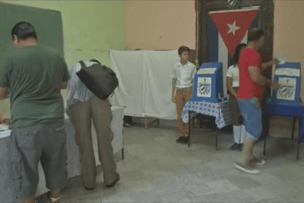 Élections à Cuba