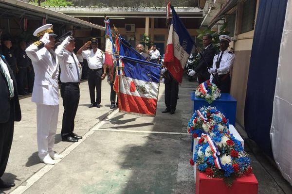 cérémonie police préfet