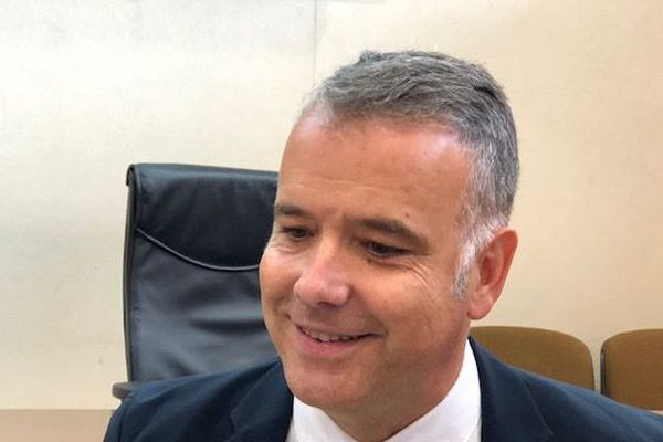 Jean-Luc Le Mercier président de la Chambre territoriale des comptes