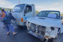 Les véhicules de la commune de Faa'a sont mis aux enchères.