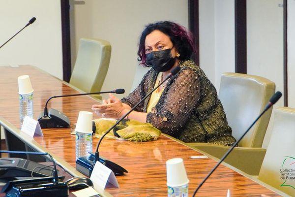 Hélène Sirder 1ere vice-présidente CTG