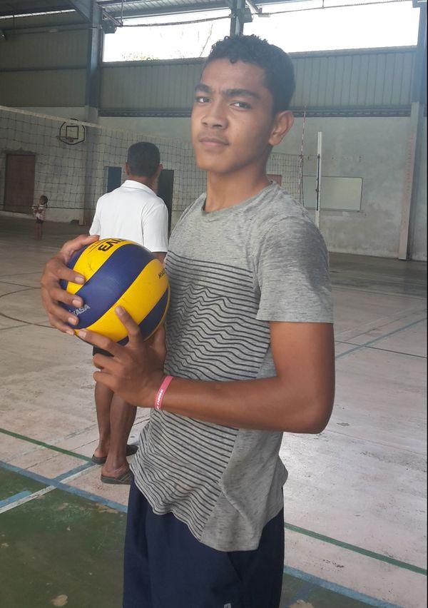 Galutauava Maituku rejoint le club de volley de Narbonne