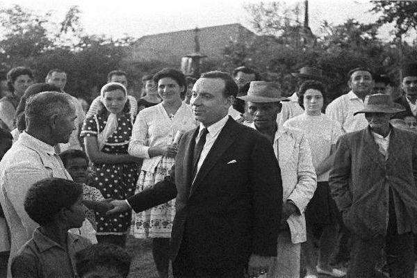 Michel debré Réunion 1963