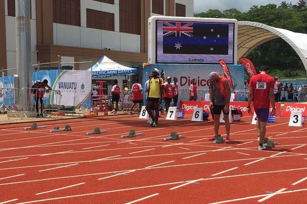 décathlon : les compétitions ont commencé ce mercredi