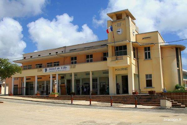Mairie de Capesterre  BELLE eAU