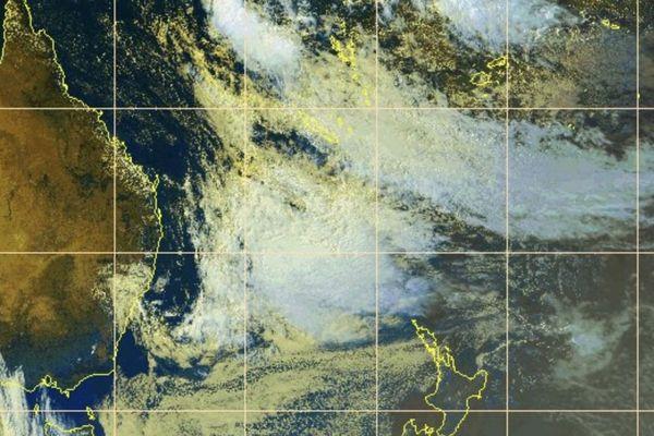 Vigilance orange, vue satellite
