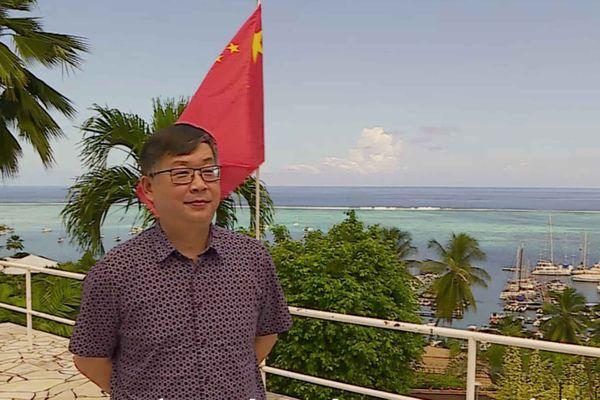 consul de chine