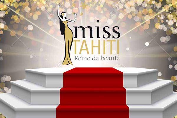 Podium des fans Miss Tahiti