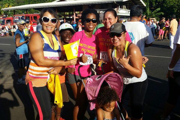 Course la Tahitienne 2015 - 1