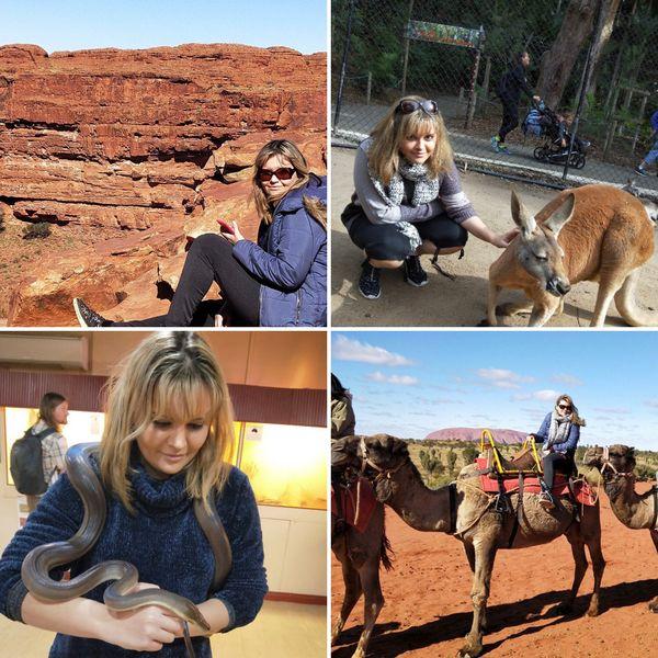 Manon a fait le choix de devenir médecin en Australie