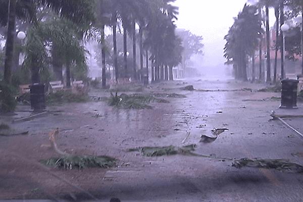 Cyclone en Nouvelle-Calédonie