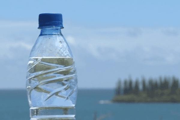 Ile des Pins eau potable