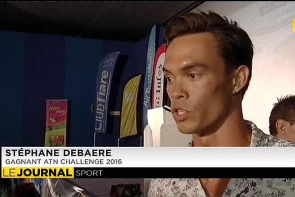 Stéphane Debaer : la nouvelle coqueluche des Polynésiens