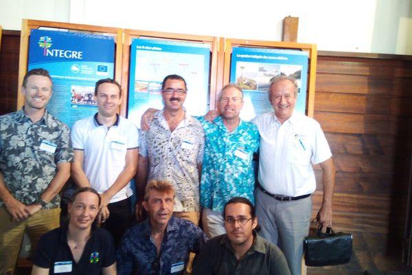 INTEGRE, conférence environnement Bora Bora