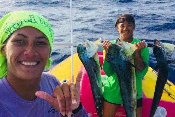 Des sirènes partent à la pêche