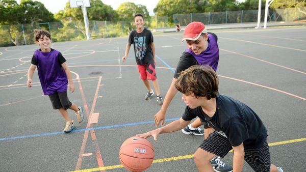 Depuis 1998, le programme sport action permet aux jeunes d'accéder à différentes pratiques.