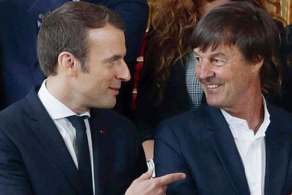 Emmanuel Macron Reagit A La Demission De Nicolas Hulot Je Souhaite Pouvo