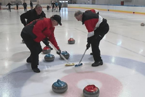 Dernier tournoi de la saison pour les curleurs de Saint-Pierre