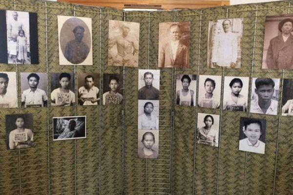 Archives de la NC. Indonésiens