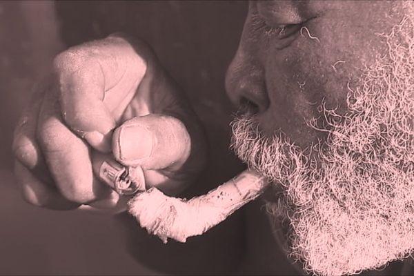 fumeur de crack