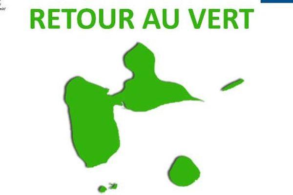 Retour au vert Météo